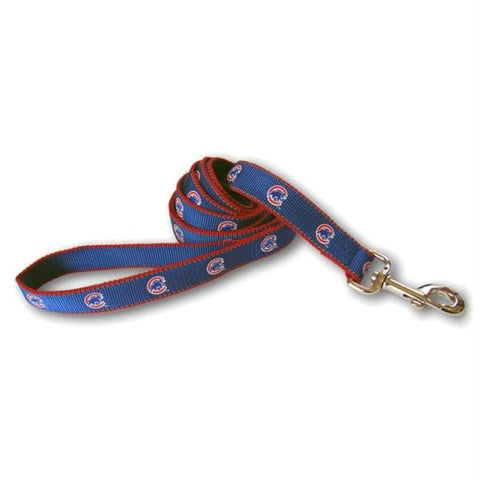 Chicago Cubs Reflective Dog Leash