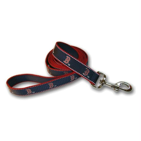 Boston Red Sox Reflective Dog Leash