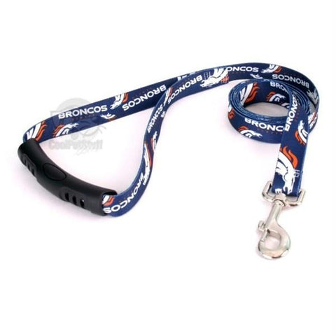 Denver Broncos EZ Grip Nylon Leash