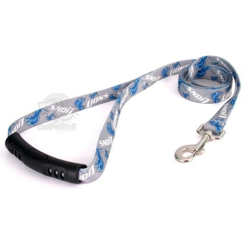 Detroit Lions EZ Grip Nylon Leash