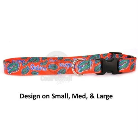 Florida Gators Nylon Collar