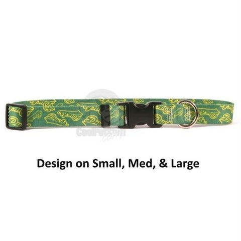 Oregon Ducks Nylon Collar