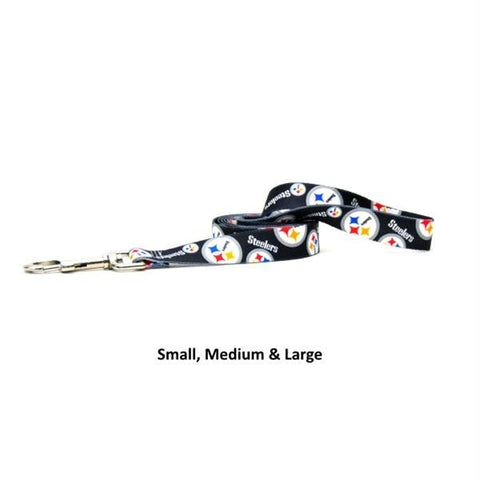 Pittsburgh Steelers Nylon Leash