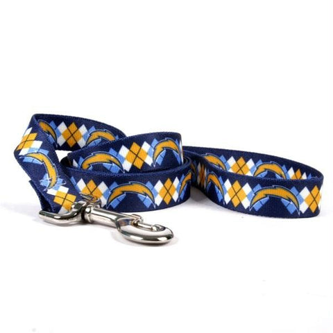 San Diego Chargers Argyle Nylon Leash