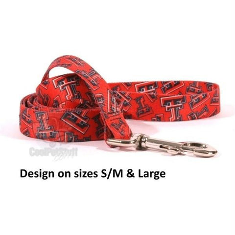 Texas Tech Red Raiders Nylon Leash