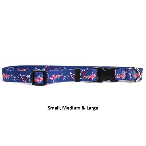 Washington Capitals Nylon Collar