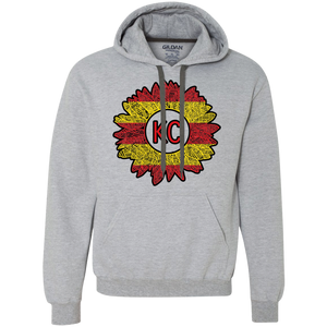 Chiefs Sunflower Heavyweight Pullover Fleece Sweatshirt