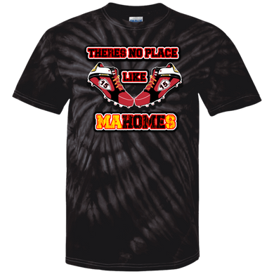 There's no place like MaHOMEs Youth Tie Dye T-Shirt