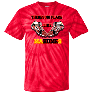 Theres no place like MoHOMEs Youth Tie Dye T-Shirt