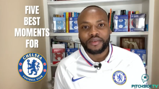 Top 5 best Chelsea FC moments
