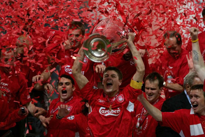 15 year ago today Liverpool's 'Miracle in Istanbul' took place and the highlights are epic
