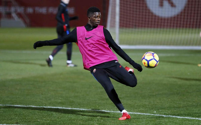 Liverpool Reportedly willing to offer $100 million for Barcelona's Dembele