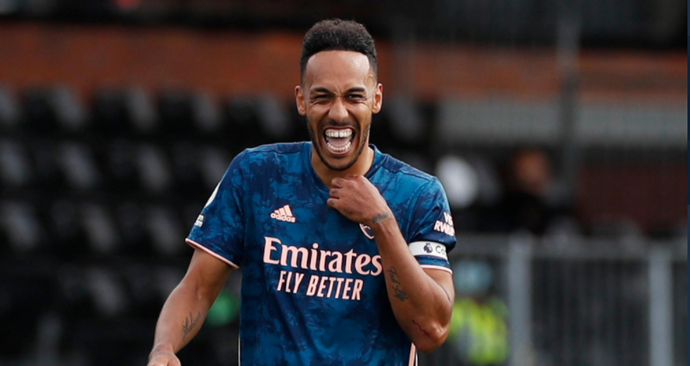 Pierre-Emerick Aubameyang Arsenal FC new contract has officially been signed