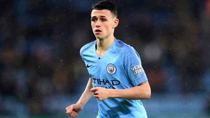 Phil Foden stars for Manchester City in easy win over Burnley