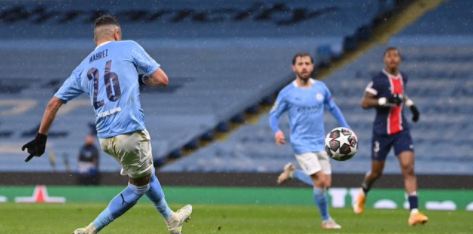 Man City headed to Champions League Final after beating PSG