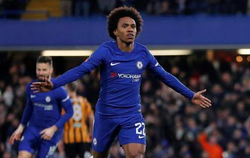 Chelsea reportedly on the verge of re-signing Willian