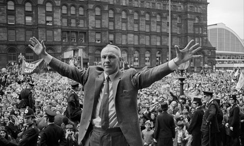 Bill Shankly will always be a Liverpool legend.