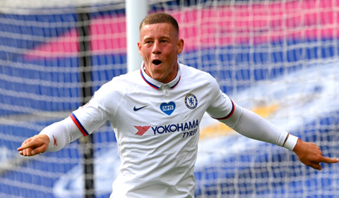 Ross Barkley and Chelsea Man United  FA Cup semifinals