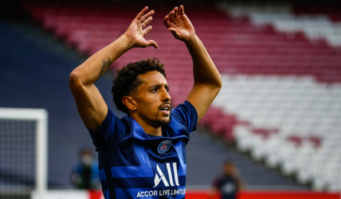 Marquinhos Paris Saint-Germain Champions League