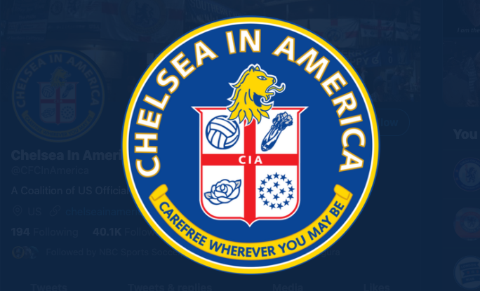 ChelseaInAmerica keeps fans all over the United States connected.