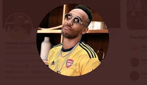 Gooner_Eurychus will always have funny content for Arsenal fans