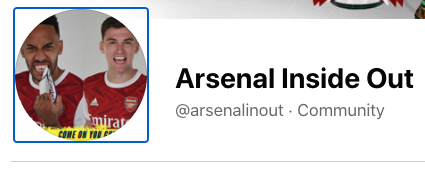 Arsenal Inside Out does amazing work on Facebook