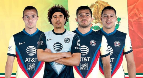 Club America has enjoyed more than 100 years of greatness.