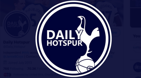 Daily Hotspur on Twitter is an easy follow for Tottenham fans.