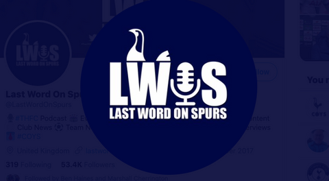 Last Word on Spurs provides daily Tottenham content.