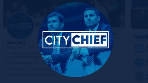 City Chief on Twitter is a one-stop shop for Man City news.