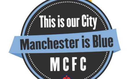 Manchester is Blue on Facebook is phenomenal.