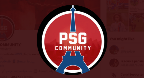 PSG community on Twitter will always keep you updated.