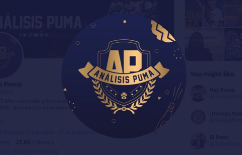 Analisis Puma on Twitter has been covering the team since 2013.
