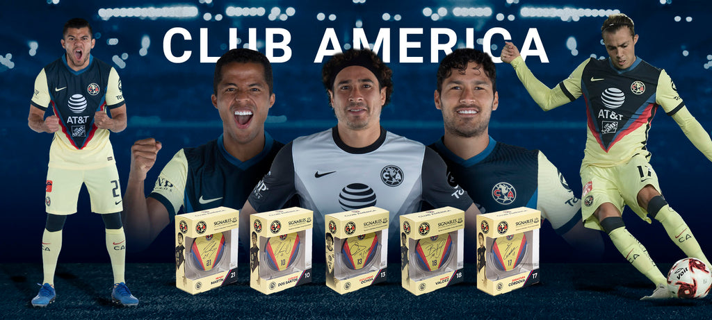 Club America Signables and Players