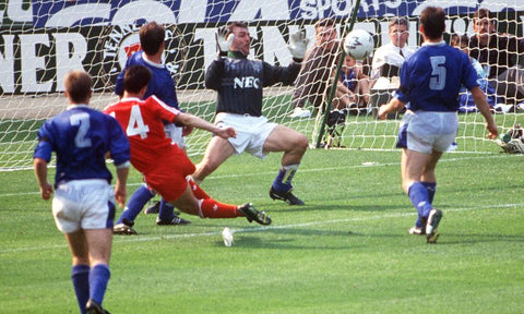 The FA Cup Final win for Liverpool in 1989 was a special one.