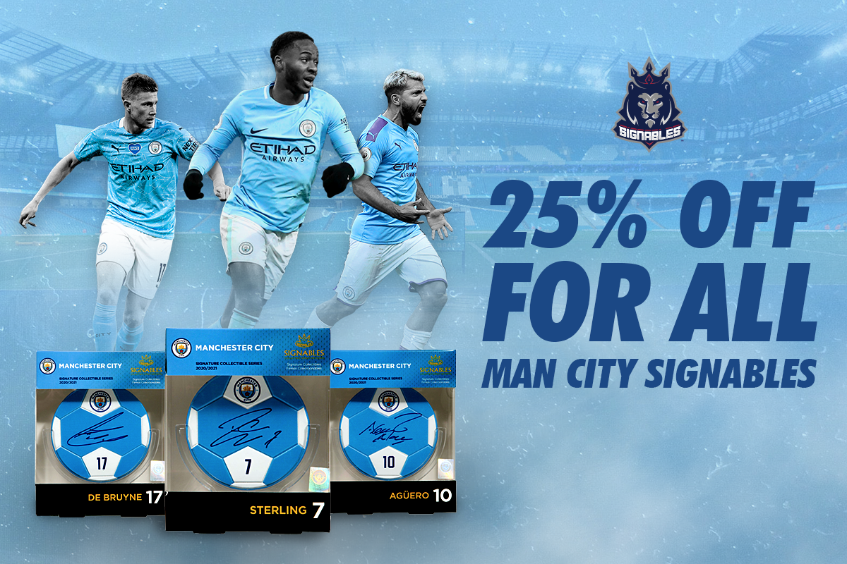 Manchester City FC Signables and Players