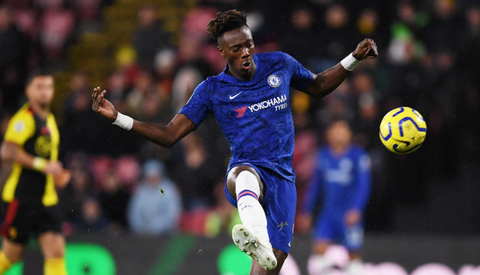 Man United legend Rio Ferdinand praises Tammy Abraham's brilliant form for Chelsea