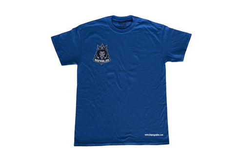 Signables Collectibles T-Shirt in blue front