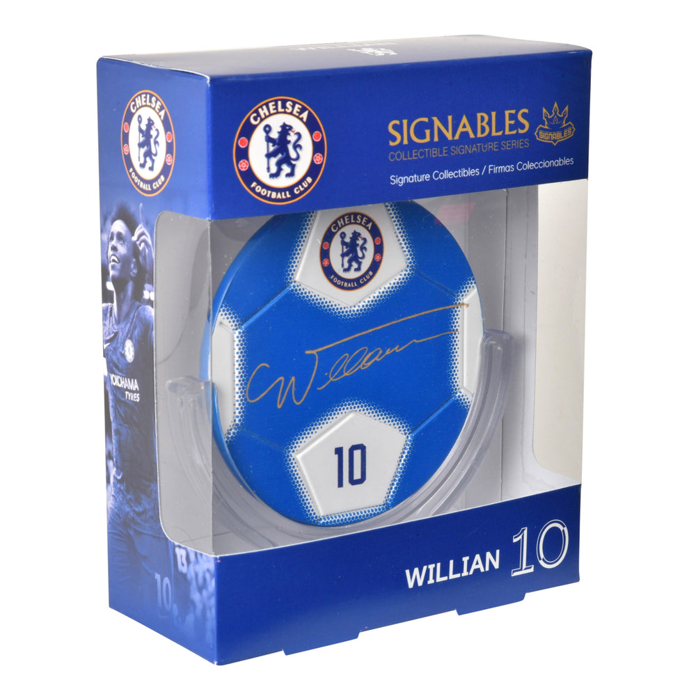 Willian - Chelsea F.C. Signables Collectible
