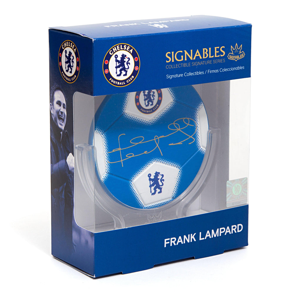 Frank Lampard - Chelsea F.C. Signables Collectible