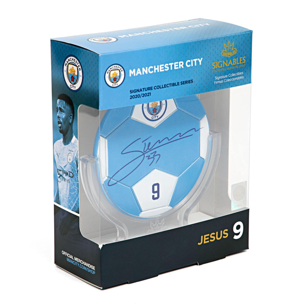 Jesus - Manchester City F.C. Signables Collectible