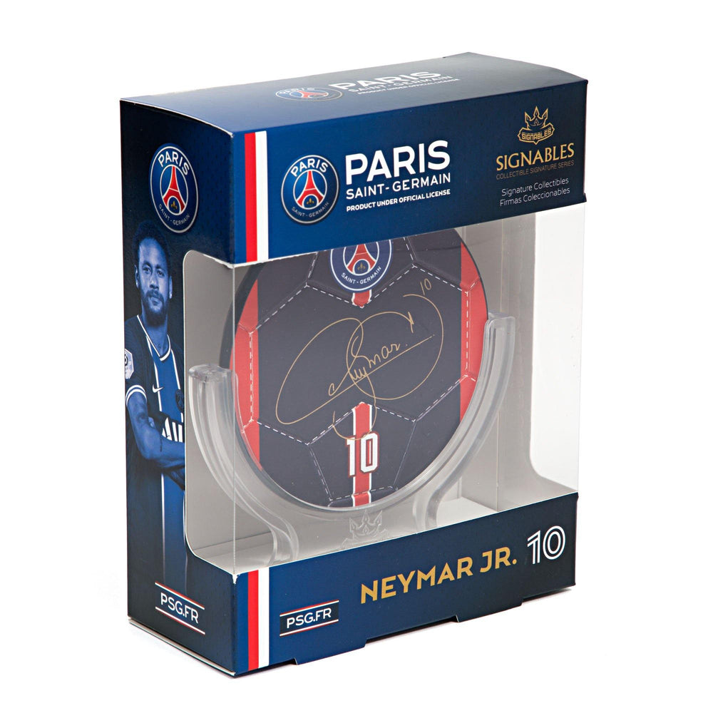 Neymar Jr. - Paris Saint-Germain F.C. Signables Collectible