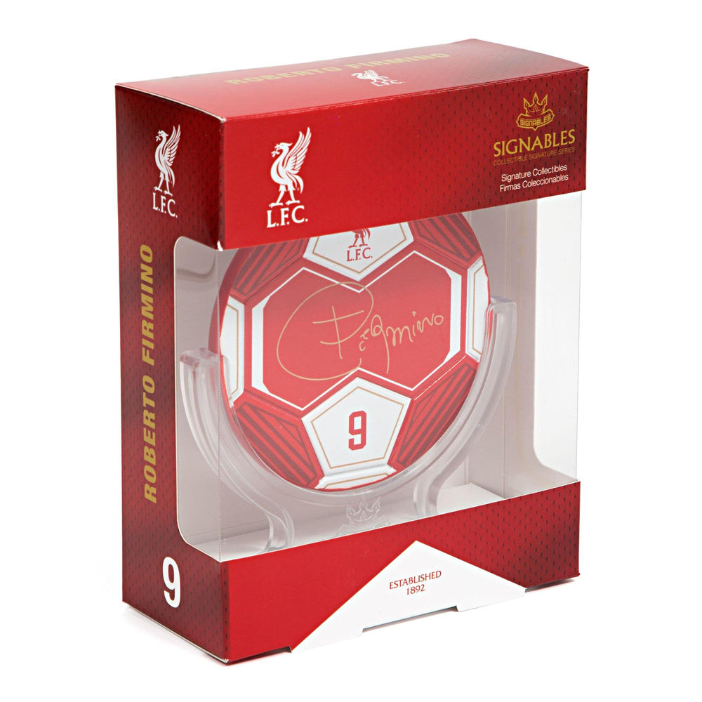 Firmino- Liverpool F.C. Signables Collectible