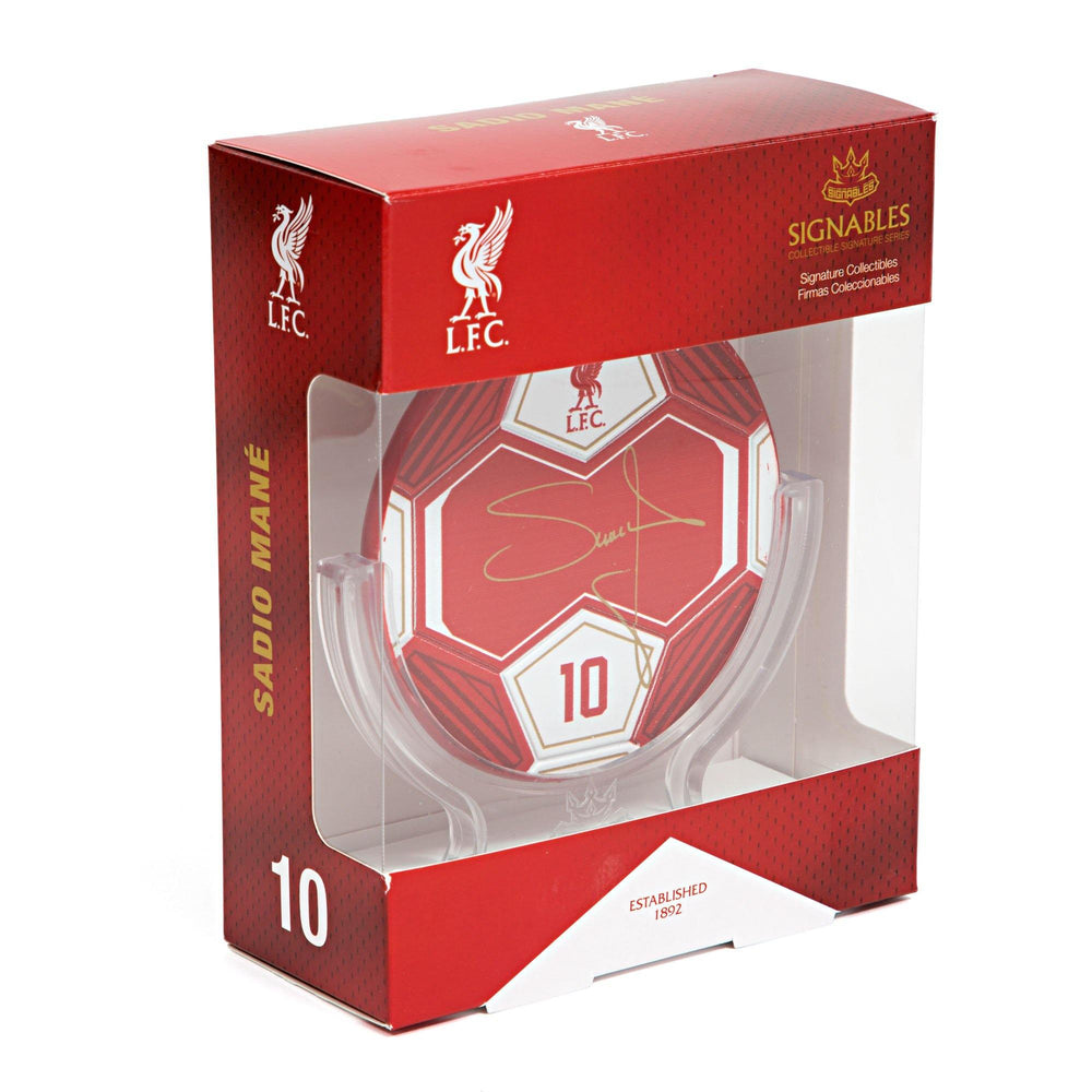 Sadio Mane - Liverpool F.C. Signables Collectible