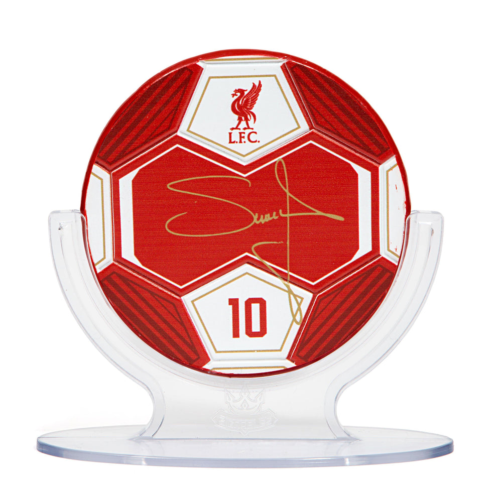Sadio Mane - Liverpool F.C. Signables Collectible in Stand Front