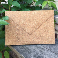 Alice Cork Document Case in Classic