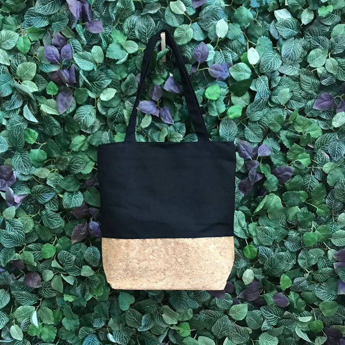 Donna Cork Tote Bag in Canvas