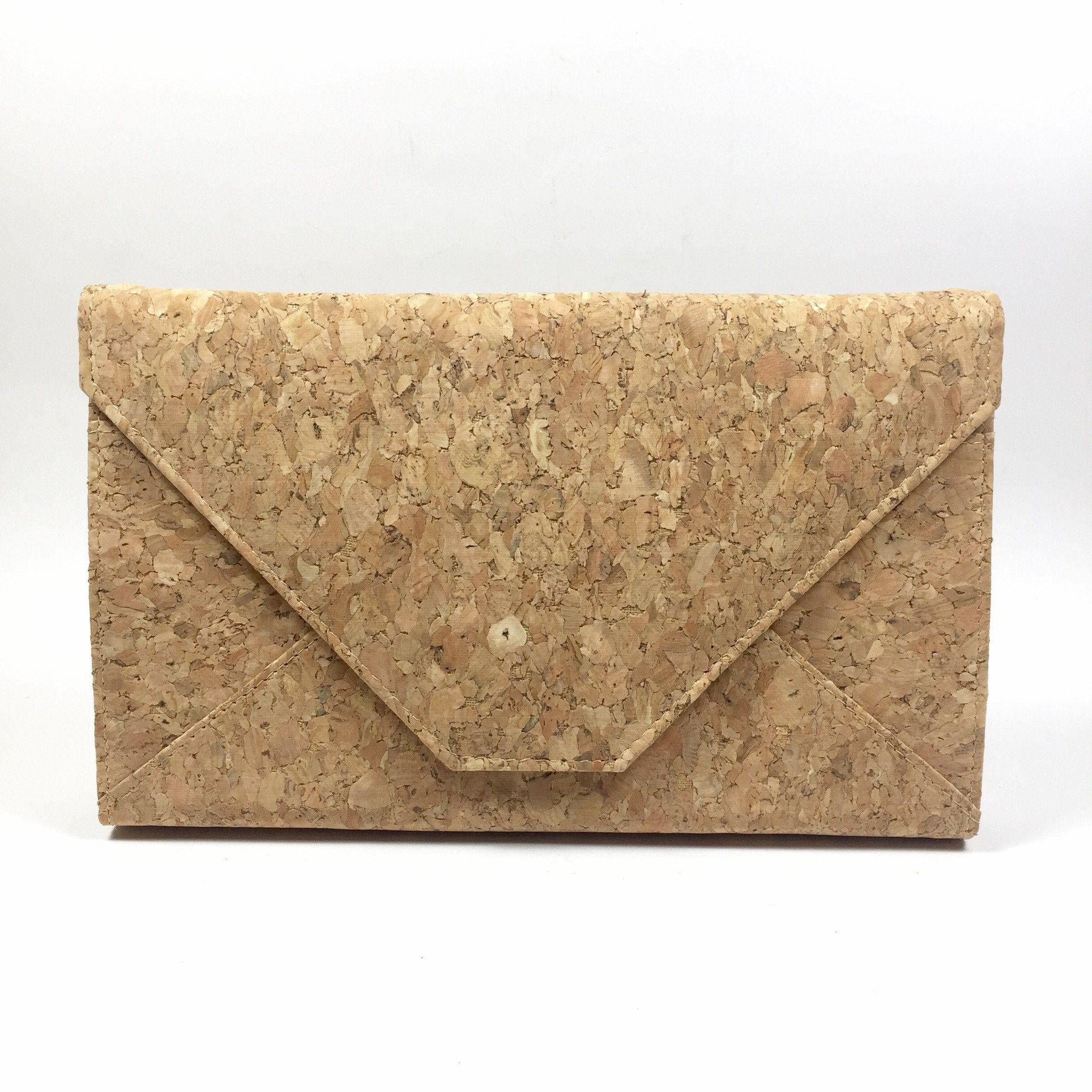 Flora Cork Cross Body Clutch in Classic