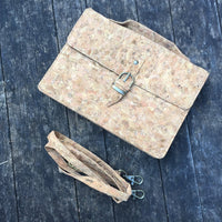 Kiki Cork Cross Body Bag in Classic