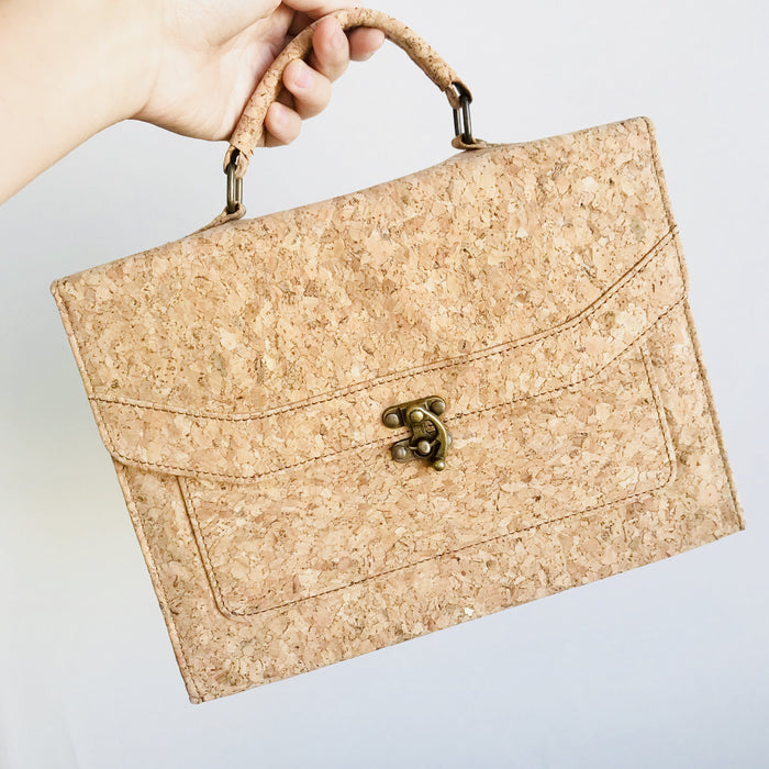 Tori Cork Handbag in Classic